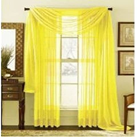 Online Desire 2pc Solid Yellow 95