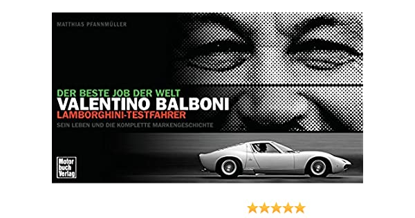 Valentino Balboni Der Beste Job Der Welt Lamborghini Testfahrer