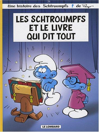 """<a href=""""/node/33311"""">Les Schtroumpfs et le livre qui dit tout</a>"""