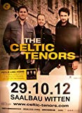 The Celtic Teonrs - Witten 2012 - Veranstaltungs-Poster A1