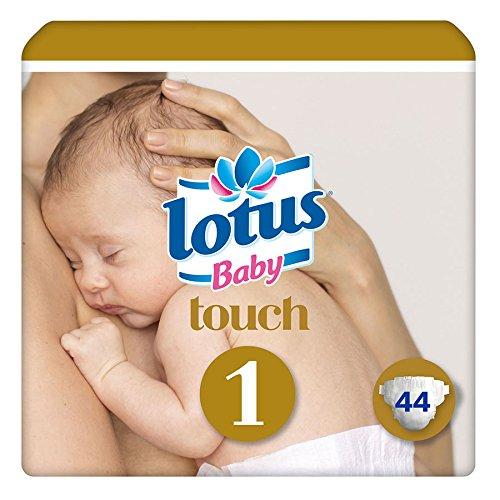 lotus-baby-touch-couches-taille-1-2-5-kg-nouveau-ne-x44-couches-lot-de-2-88-couches
