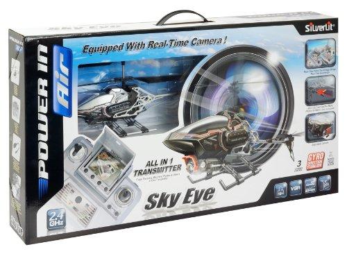 Silverlit Sky Eye 3-Kanal Helikopter + Kamera - 7