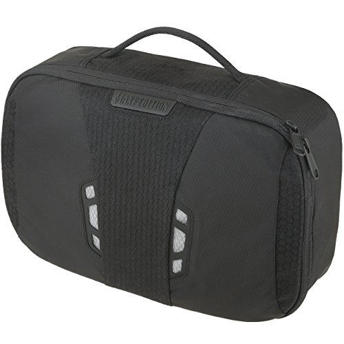 Maxpedition AGR Advanced Gear Research LTB Lightweight Toiletry Bag, Black