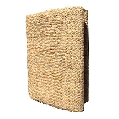 Baiying rete parasole serre antivento coperta di piante grasse su misura per la protezione solare delle serre. idratante in polietilene, 23 misure (colore : beige, dimensioni : 2x3m)