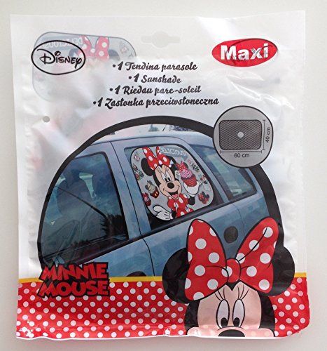 Disney - Cortina ventanilla coche protección solar