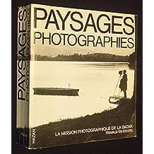 Paysages : Exposition itinérante, 1985