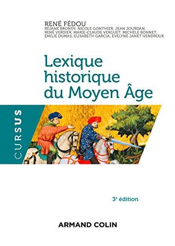 Lexique historique du Moyen Âge