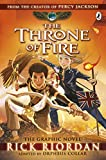 The Throne of Fire: The Graphic Novel (The Kane Chronicles Book 2) (Kane Chronicles Graphic Novels, Band 2)
