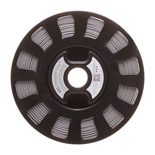 lecomptoir3d RBX-ABS-FS390 CEL SMARTReel, ABS, Automatisation des paramètres d'impression, poids 750 g, diamètre 1,75 mm, gris