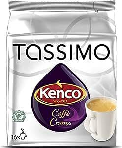 Tassimo - Kenco - Caffé Crema - 128g