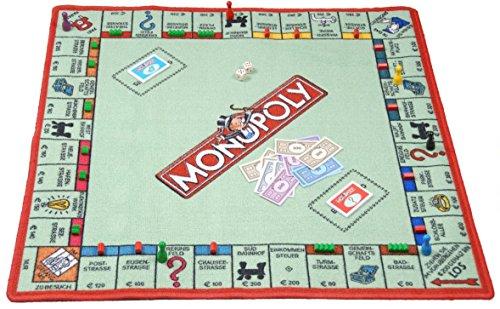 SPIELTEPPICH 'Monopoly' Kinderteppich