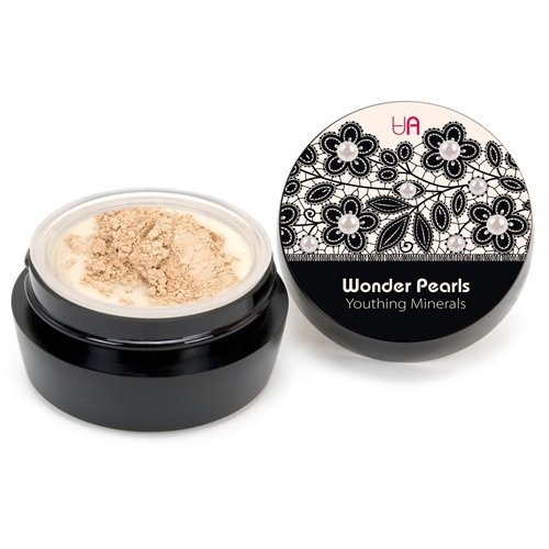 Beste Mineral Puder-make-up (Age Attraction Wonder Pearls Mineralpuder Naturkosmetik (Farbton 2) - 7 Gramm)