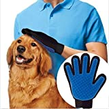 Siddhi Collection Pet Dog Hair Brush Glove For Pet Cleaning Massage Grooming Comb Supply Finger Cleaning Pet Cats Hair Brush Glove For Animal.