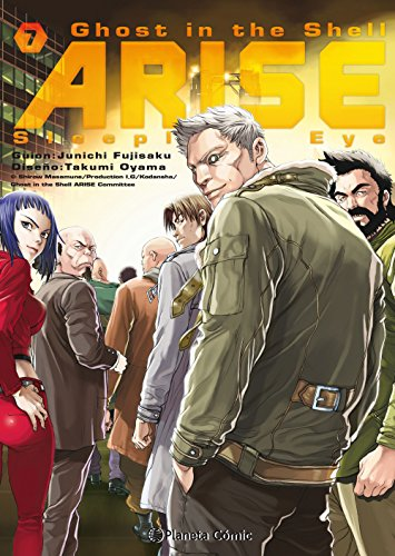 Ghost in the Shell Arise nº 07/07 (Manga Seinen)