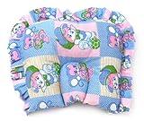 #9: Little's Baby Pillow (Multicolour)