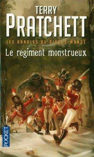 Les annales du disque-monde : Le régiment monstrueux par Terry PRATCHETT