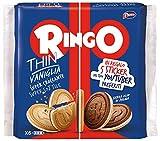Pavesi Biscotti Ringo Thin Vaniglia Sottili, Snack per Merenda o Pausa...