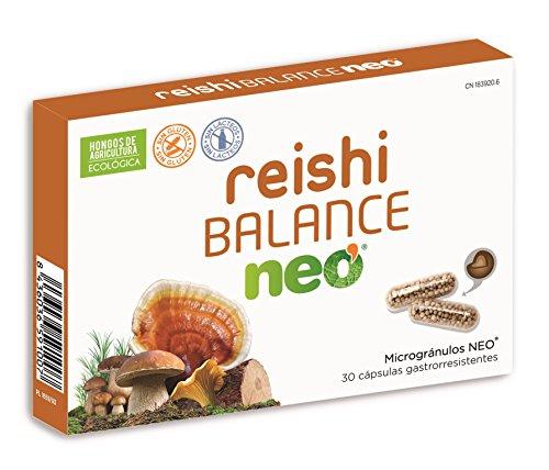 Foto de Reishi Neo Balance Complemento - 30 Cápsulas