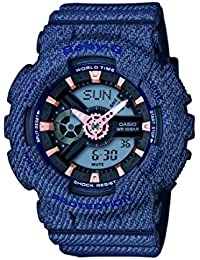 Casio Baby-G Damen-Armbanduhr BA-110DE-2A1ER