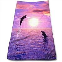 WBinHua Toallas, Toallas de Playa, Beach Towel, Sports Towel, Microfibre Towel,