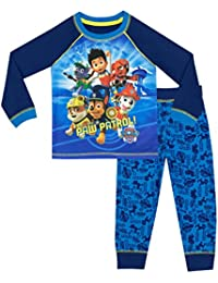 Paw Patrol Boys Ryder Chase Marshall Pyjamas Ages 18 Months to 6 Years 0241fd8d6aea