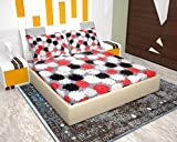 #7: Saggi's truly Fittted bedsheets for, a whole new definition for home decor. Its 100% cotton sheet which is easy to cover and remove from bed. It is weather proof and suitable for all weather conditions. Provides freedom from tucking every morning, morning after morning.