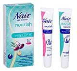 Nair - Natural Argan Oil - Upper Lip Kit - 20ml