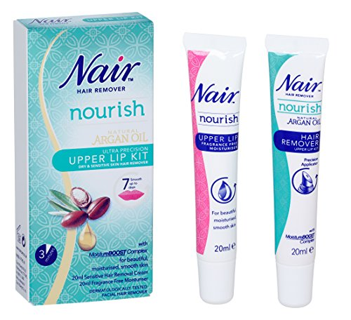Nair Hair Removal Cream Upper Lip Kit 20ml