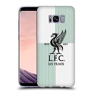 bdefa0e08 Official Liverpool Football Club Liver Bird Away Shirt Kit 2017 18 Soft Gel  Case for