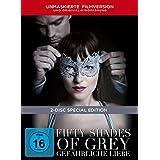 Fifty Shades of Grey 2 – Gefährliche Liebe - Limited Digibook