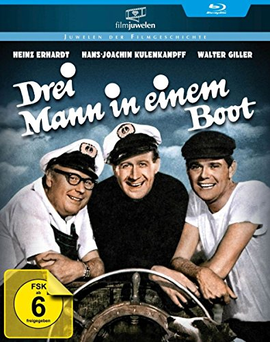 In Boot Einem (Drei Mann in einem Boot [Blu-ray])