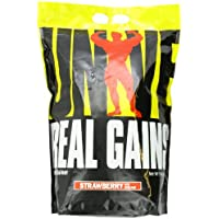 Universal Nutrition Real Gains Strawberry Powder 4.8Kg