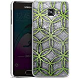 Samsung Galaxy A3 (2016) Housse Étui Protection Coque Cercles Motif Motif