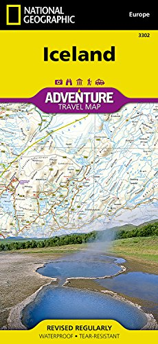 Island: NATIONAL GEOGRAPHIC Adventure Maps