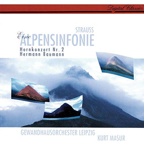 R. Strauss: Eine Alpensinfonie, Op.64, TrV 233 - Sonnenaufgang
