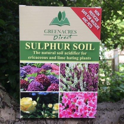 sulphur-soil