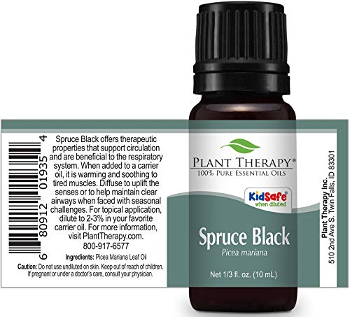 Zoom IMG-1 plant therapy spruce black organic