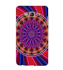 EPICCASE Neon sytle Case Mobile Back Case Cover For Samsung Galaxy E5 (Designer Case)