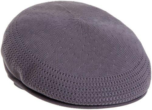 Kangol Herren Flatcap Tropic Ventair 504, Grau (Charcoal), L