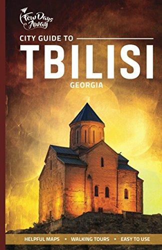 City Guide to Tbilisi, Georgia por Stephen Stocks