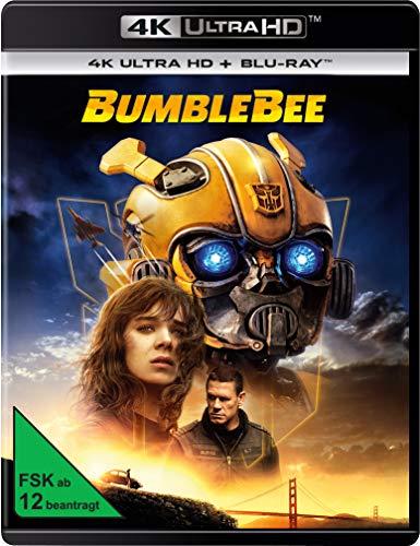Bumblebee (4K Ultra HD) (+ Blu-ray 2D)