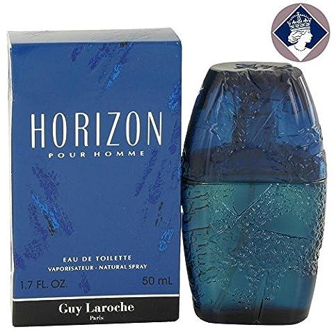 Guy Laroche Horizon Pour Homme 50ml/1.7oz Eau de Toilette Cologne Spray for Men