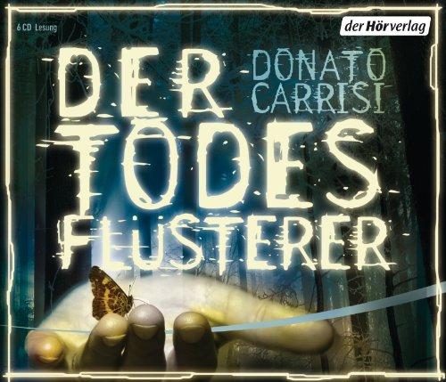 Buchseite und Rezensionen zu 'Der Todesflüsterer' von Donato Carrisi