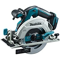 Makita DHS680Z Scie Circulaire Brushless 165mm 18V, Bleu