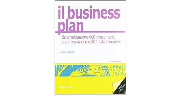 il business plan - borello - mcgraw hill