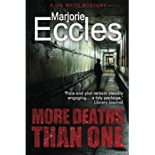 More Deaths Than One by Marjorie Eccles (2016-11-01)