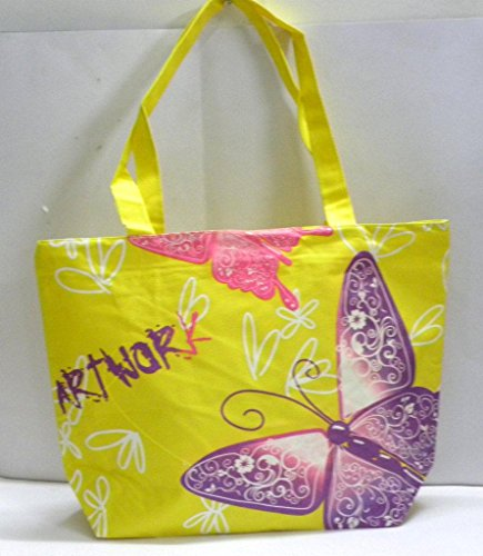 theshopy Imported Exclusive Cotton Shopping Bag Size:- (Inche)18x13x5