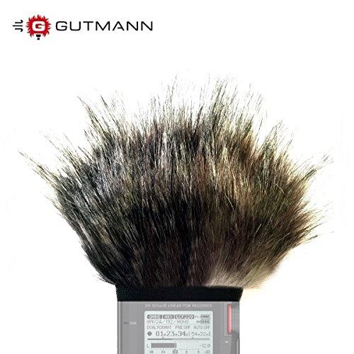 gutmann-mikrofono-parabrezza-antivento-per-tascam-dr-100mkiii-mk3-digital-recorder-edizione-limitata
