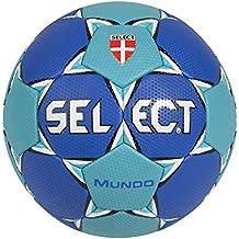 Select Mundo - Balón de balonmano, color azul oscuro y turquesa azul azul/turquesa Talla:2