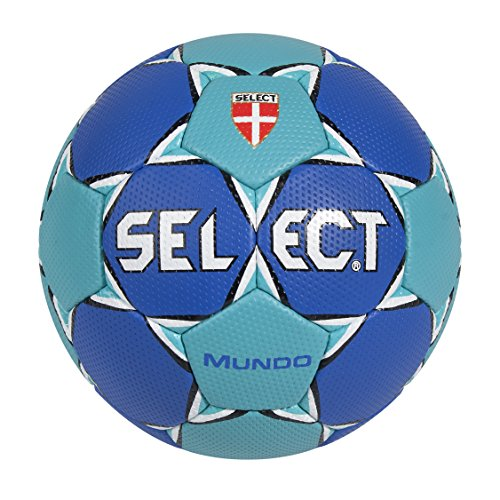 519ek6hCrQL - Select Mundo Handball blue Blau/Türkis Size:2 sports best price Review uk